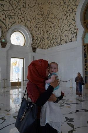 dubai with a baby, dubai with kids, stopover in dubai