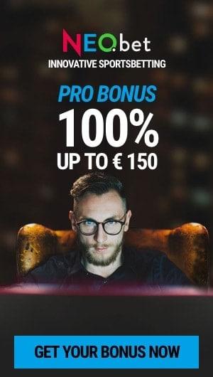 100% Welcome Bonus for NetBet Casino!