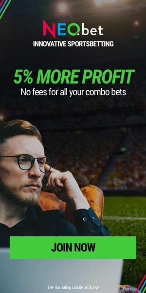 5% profit bet
