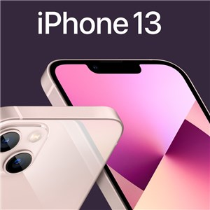 Get the iPhone 13 on Three!