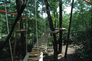 Ropes Challenge