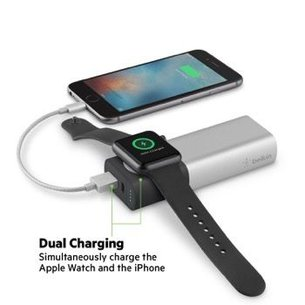 Best Portable battery Chargers Belkin Valet Charger 6700mAh
