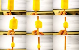 Sommerzeit beginnt mit Eisessen im Büro, Foto: ver.de