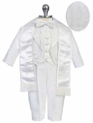 Christening Outift Boys Catholic Baptism Outfit
