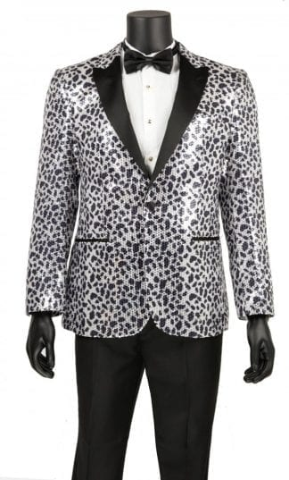 Suit Ivory Mens Two Button Notch Lapel – Wedding and Prom Suit