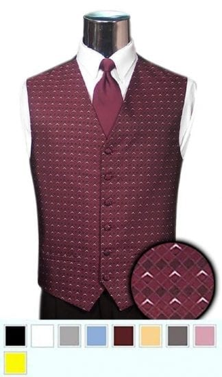 Boys Vest with Bow Tie Set Eternity Collection
