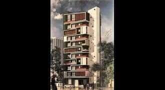 برج دژار زعفرانیه