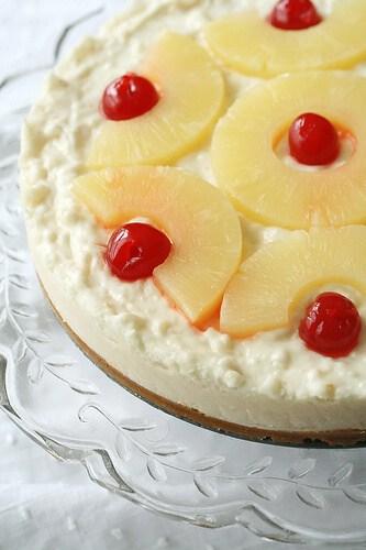 Mom's Marshmallow Cake