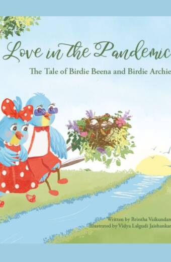 Love In The Pandemic Books Online cover