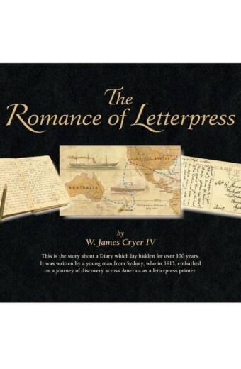 Romance of Letterpress Bookstore Cover