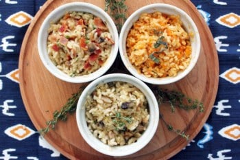 15 Microwaveable Recipes In A Mug. 10 Minute Microwave Risotto by Brit + Co