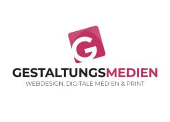 GESTALTUNGSMEDIEN Werbeagentur Logo