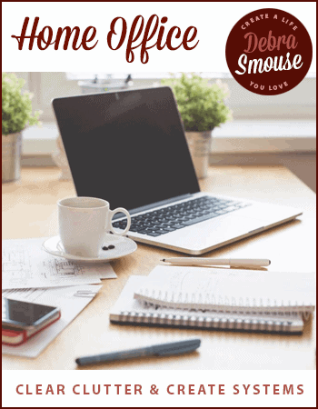 Don't let the disadvantages for working at home plague your biz! Join me for Home Office Edition