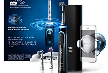 Oral B Genius 8000 review, Howard County Dads, HoCo Maryland