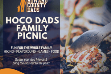 HoCo Dads Family Picnic Flyer
