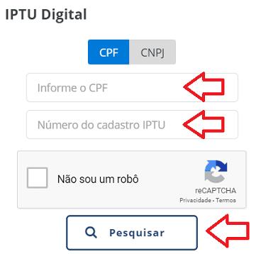 IPTU Digital Ribeirão Preto