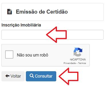 Emissão CND Rio Grande RS