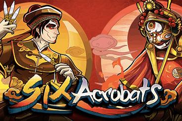 Six Acrobats Slot Game Review