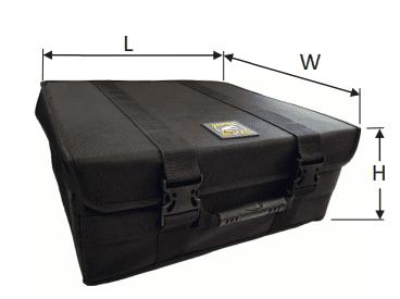 Black Snake Storage Bag   Ranger Lifting