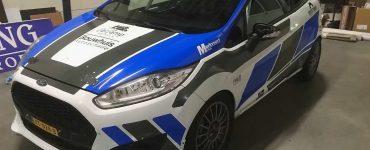 Jan Poortman - Ford Fiesta R2 - 2019
