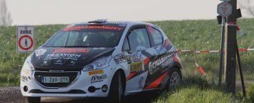 Joachim Wagemans - Peugeot 208 R2 - TAC Rally 2019