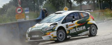 Henk Vossen & Erwin Berkhof - Ford Fiesta R5 - GTC Rally 2019