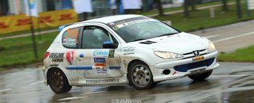Calvin Teiwes & Yannick Vrielink - Peugeot 206 - Twente Rally 2019
