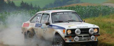 Ford Escort - ADAC Eifel Rallye Festival 2012
