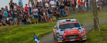 Gregoire Munster - Hyundai i20 Rally2 - Ypres Rally 2021