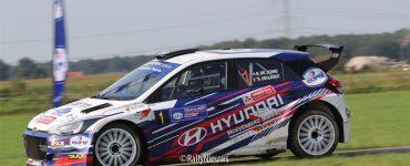Bob de Jong & Bjorn Degandt - Hyundai i20 R5 - Hellendoorn Rally 2021