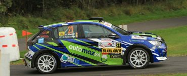 Thibaud Mazuin & Kevin Fernandez - Peugeot 208 RC - East Belgian Rally 2021