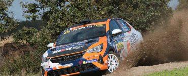 Charles Munster & Loris Pascoud - Opel Corsa - Sezoensrally 2021