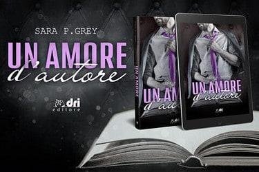 Cover reveal | Un amore d'autore