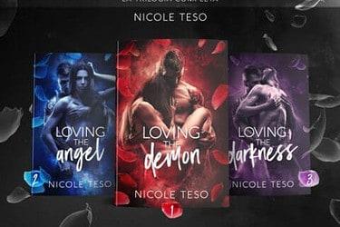 Segnalazione   Trilogia Loving The Demon di Nicole Teso