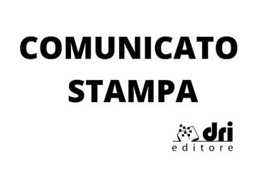 Comunicato stampa Dri Editore 3 dicembre 2020