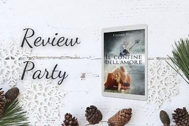 Review Party Il confine dell'amore di Carmen Weiz