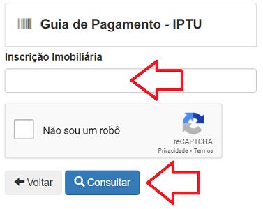 Consulta IPTU Rio Grande RS
