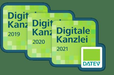 DATEV Digitale Kanzlei 2019-2020-2021