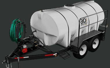 1600 Gallon D.O.T. Water TrailerOverview