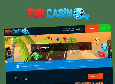 Fun Casino Games Online