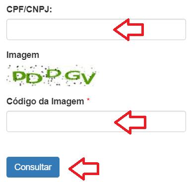 Consulta IPTU Betim MG - CPF-CNPJ