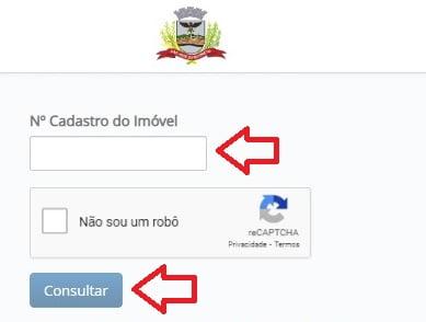 IPTU Rio Preto - Segunda Via