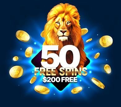 50 Free Spins Bonus No Deposit Required!