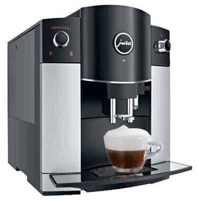 Jura D6 bean to cup coffee machine