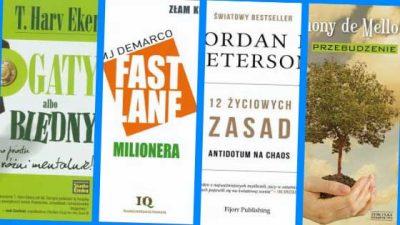 Książki o samorozwoju