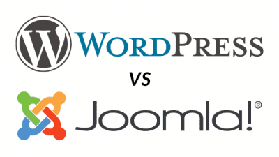 Wordpress vs Joomla CMS