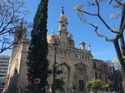 Valencia - Esglesia de Sant Joan del Mercat