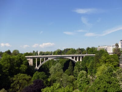 Adolphe Brücke vom Petrusstal