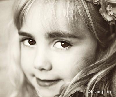 Beautiful Eyes – I Heart Faces Photo Challenge
