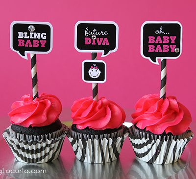 Baby Shower Free Party Printables